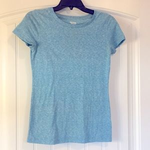 Mossimo Supply Co blue T-shirt